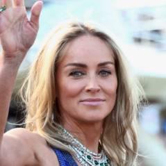 Sharon Stone : avant/après maquillage à Cannes 2013, ça pique les yeux !