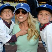 Victoria Beckham, Britney Spears, Miranda Kerr... : les mamans stars et leur bout d'chou pour la Fête des mères 2013