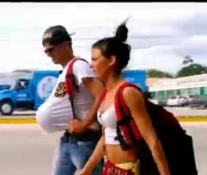 Antonin et Kelly s'explique dans Les Marseillais à Cancun