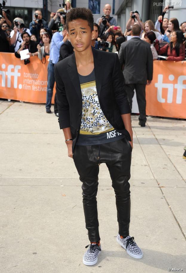 Jaden Smith a été aperçu à New York dans un déguisement d'Iron Man en compagnie de Kylie Jenner