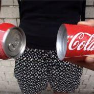 Coca-Cola : la canette 2 en 1 débarque, partagez du bonheur !