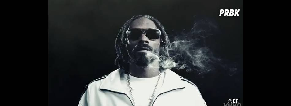 Snoop Dogg fumant dans Ashtrays and Heartbreaks