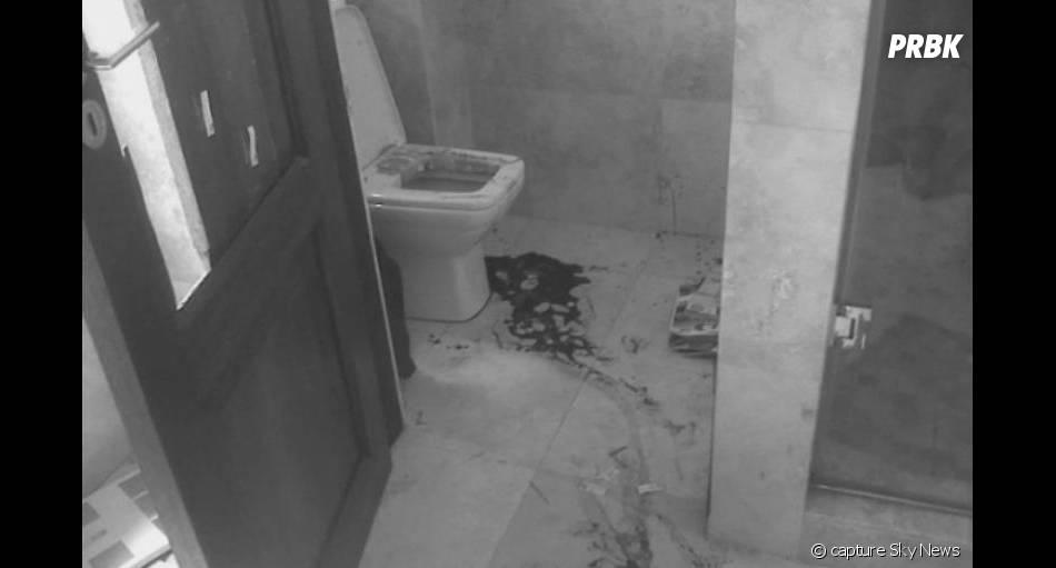 Une photo de la scène de crime pourrait étayer la version d'Oscar Pistorius
