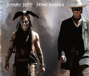 Johnny Depp et Armie Hammer seront sur le tapis rouge de l'avant-première de The Lone Ranger