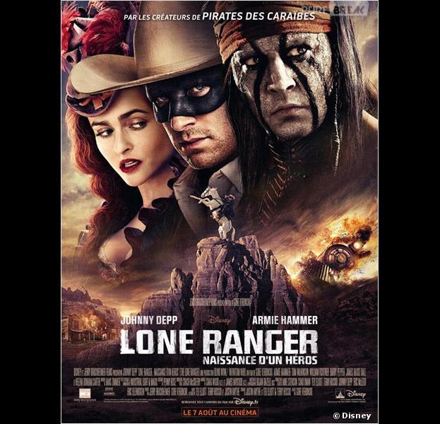 The Lone Ranger sort le 7 août au cinéma