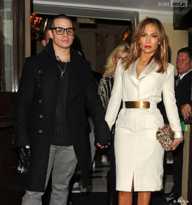Jennifer Lopez et son chéri Casper Smart au bord de la rupture ?