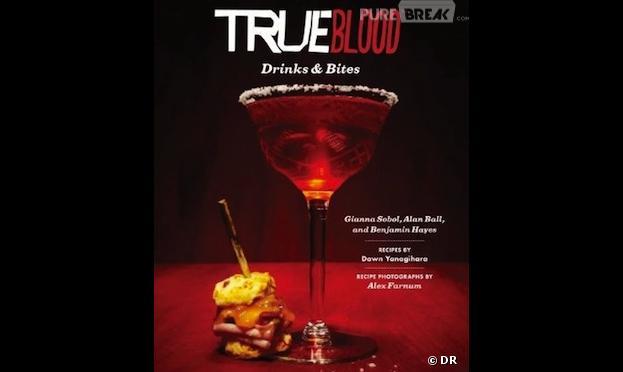Le livre de recettes et de cocktails True Blood bientôt en librairies aux US
