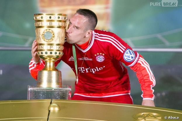 Franck Ribéry futur Ballon d'or ?