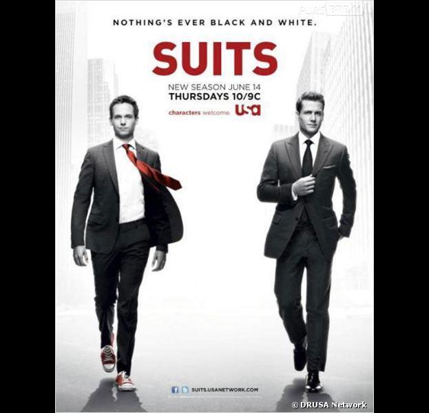 La saison 3 de Suits complète son casting