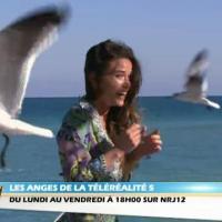 """Les Anges 5 : shooting catastrophe pour Capucine : """"Je me fais encercler de mouettes, ça fait flipper !"""""""
