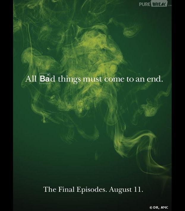 Breaking Bad saison 8 : première affiche promo