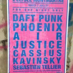 Phoenix, Daft Punk, Kavinsky en un seul concert : l'affiche de rêve qui fait polémique