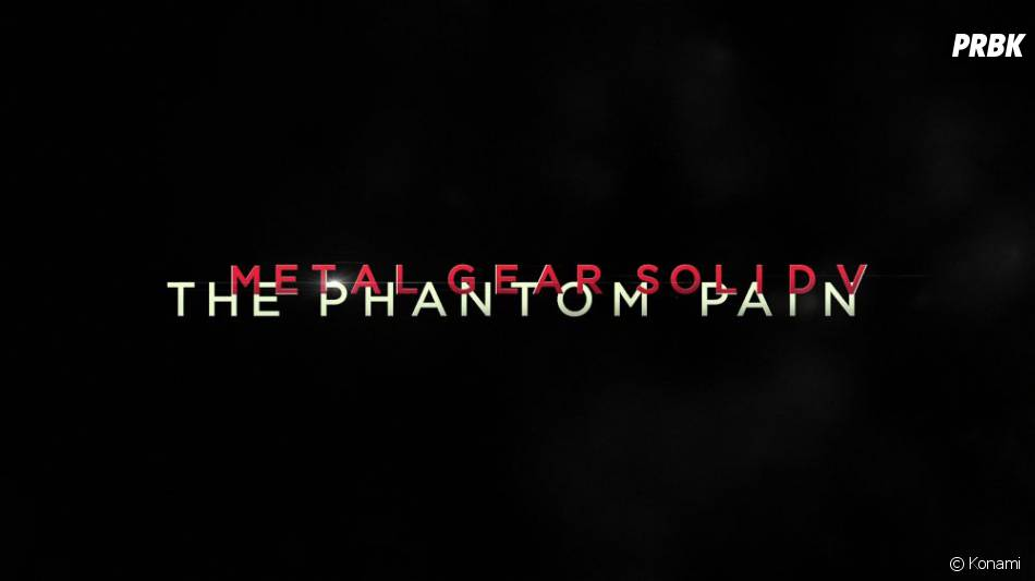 Metal Gear Solid 5 : The Phantom Pain sur Xbox 360 et PS3