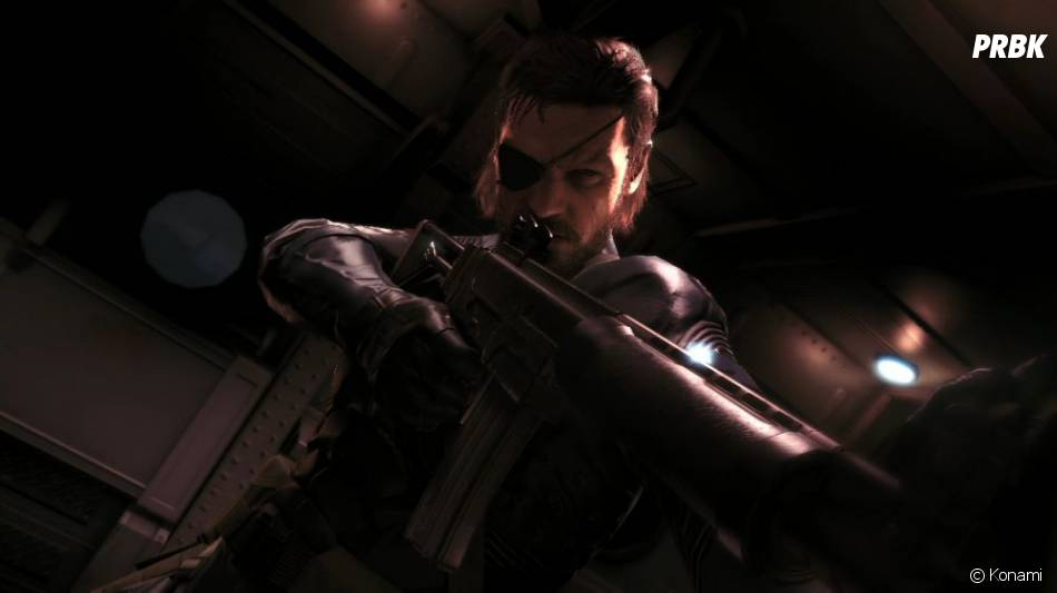 Snake est de retour dans Metal Gear Solid 5 : The Phantom Pain
