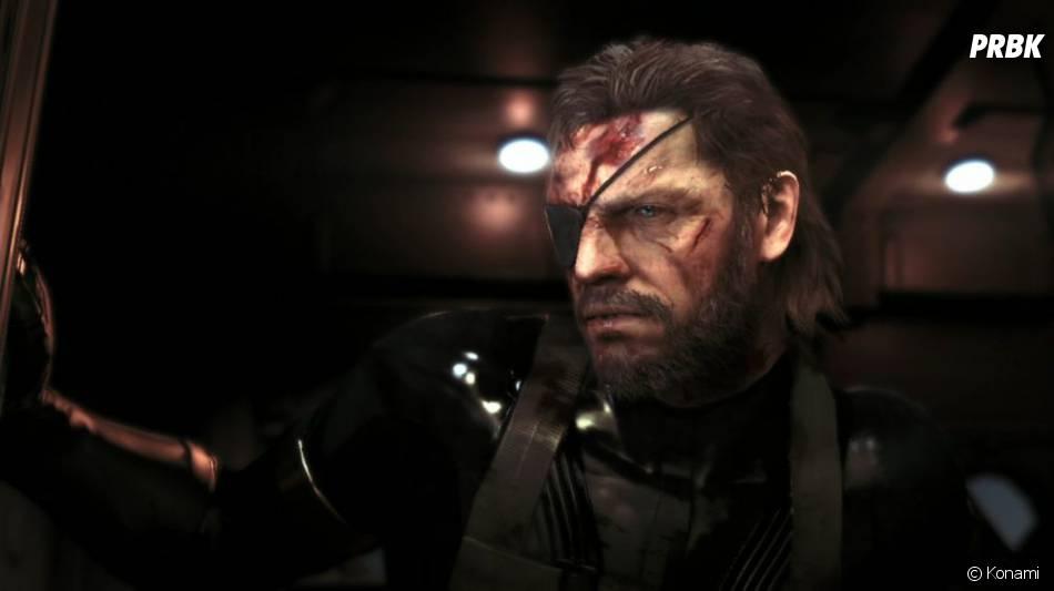 Metal Gear Solid 5 : The Phantom Pain s'annonce visuellement sympathique