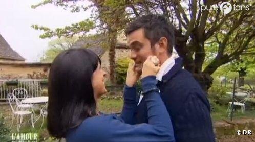 Pierre et Frédérique de L'amour est dans le pré 7 pensent à se marier