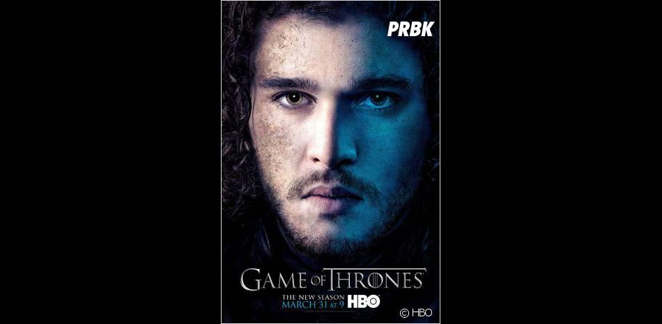 """Game of Thrones saison 3 : Jon Snow se """"réconcilie"""" avec Ygritte"""