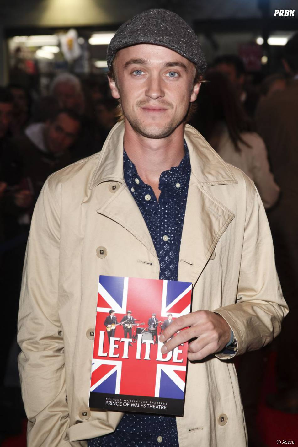 Tom Felton décroche un rôle dans Murder In The First