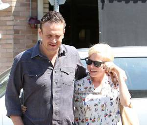 Jason Segel et Michelle Williams ont formé un couple en 2012