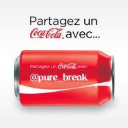 Coca-Cola : la nouvelle campagne pub 100% interactive
