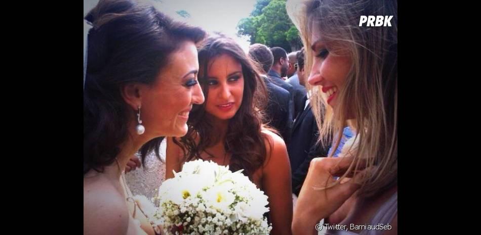 Rachel Legrain-Trapani a été élue Miss France 2007