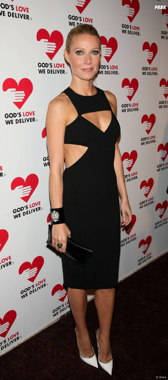 Gwyneth Paltrow n'aime pas les soutiens-gorge