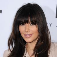 """Kim Kardashian maman : """"Je n'arrive pas à y croire"""""""