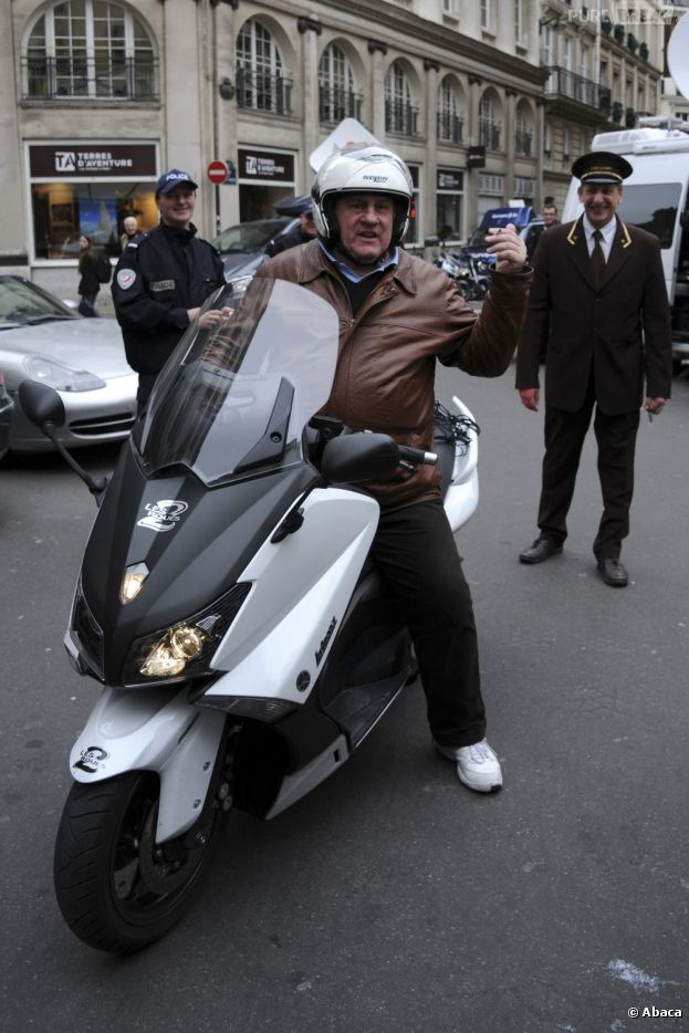 Gérard Depardieu condamné à 4 000 euros d'amende et six mois de suspension de permis