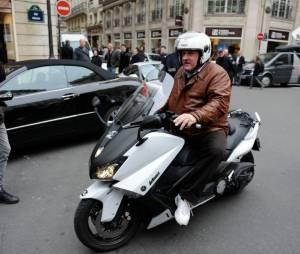 Gérard Depardieu a été jugé pour conduite en état d'ivresse ce vendredi