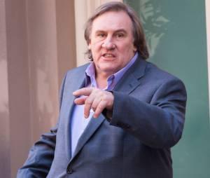Gérard Depardieu n'était pas présent à son procès pour conduite en état d'ivresse ce vendredi
