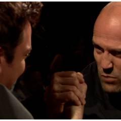 Jason Statham : bras de fer délirant avec Jimmy Fallon