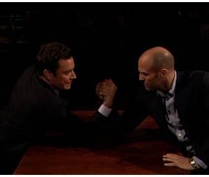 Jason Statham et Jimmy Fallon : un bras de fer délirant