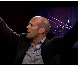 Jason Statham a remporté le bras de fer