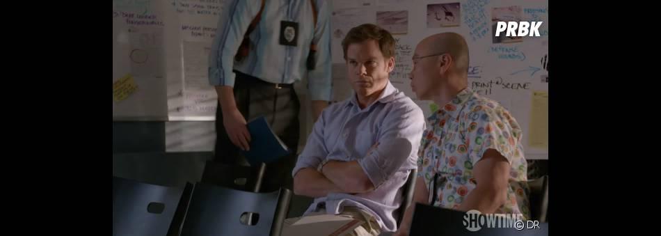 Dexter saison 8 : un personnage important d'après Masuka