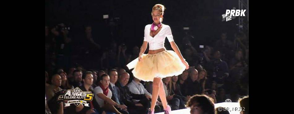 Les Anges 5 : Vanessa mannequin à Miami.