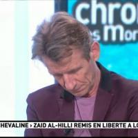 La Matinale de Canal+ : le chroniqueur s'endort en direct