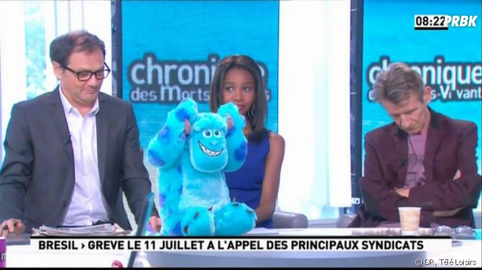 Canal+ : un chroniqueur de La Matinale s'endort à côté de ses collègues
