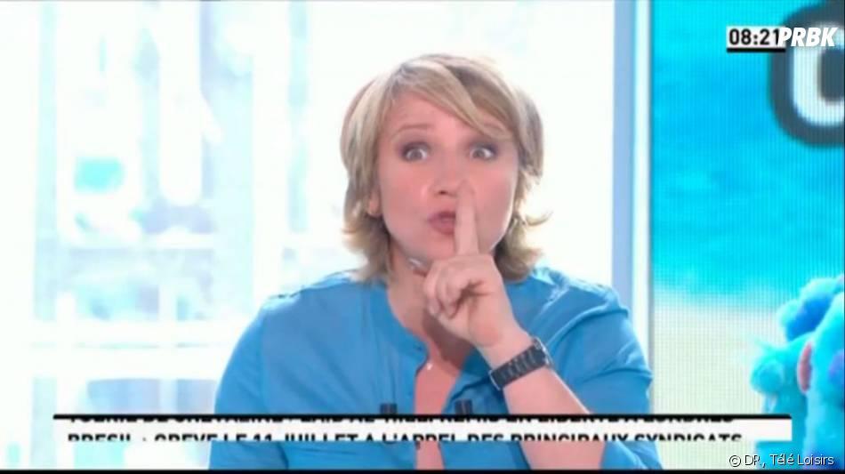 Canal+ : un chroniqueur de La Matinale d'Ariane Massenet s'endort en direct