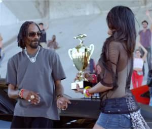 Snoop Dogg : winner dans le clip de Let The Bass Go
