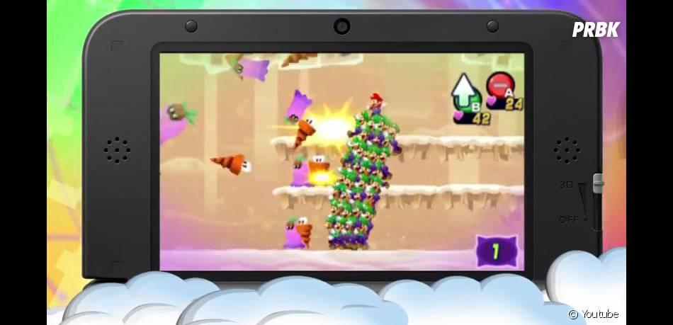 Mario & Luigi Dream Team débarque sur 3DS le 12 juillet 2013