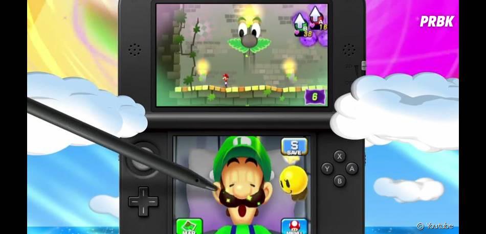 Mario & Luigi Dream Team sort sur 3DS durant l'été 2013