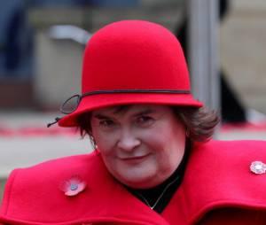 Susan Boyle veut choper à tout prix