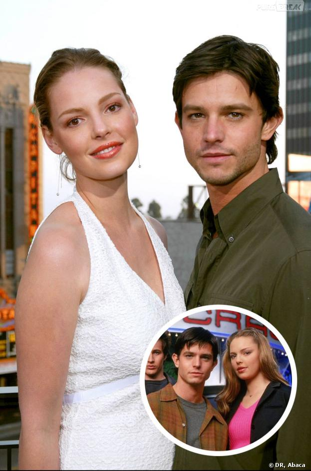 katherine heigl et jason behr fr re et soeur l 39 cran en coupel la ville. Black Bedroom Furniture Sets. Home Design Ideas