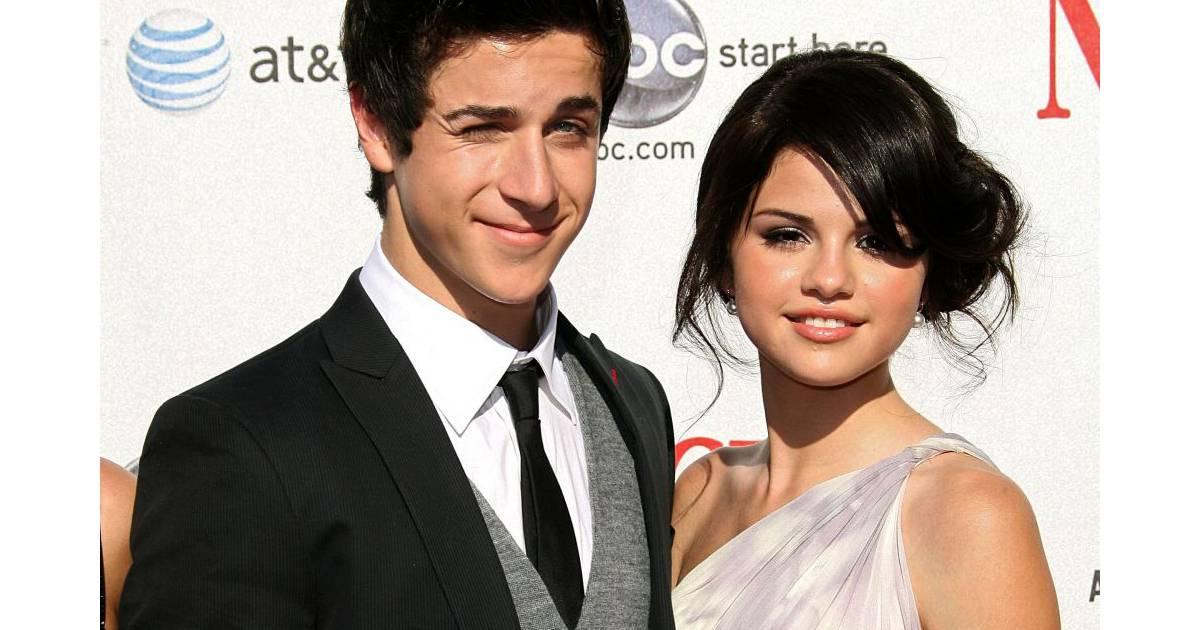 Selena Gomez Et David Henrie Des Sorciers De Waverly Place