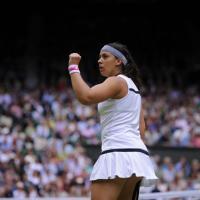 Marion Bartoli : son QI plus élevé qu'Einstein affole les médias avant la finale de Wimbledon 2013