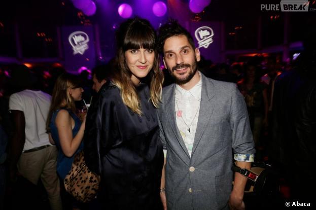 Daphné Bürki et Gunther Love sont devenus parents dans la nuit du samedi 6 juillet 2013