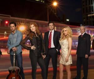 Nashville saison 2 : promotions pour trois acteurs