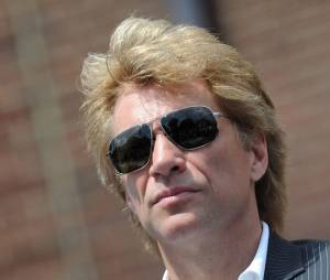Jon Bon Jovi a fait un don au New Jersey, lundi 8 juillet 2013