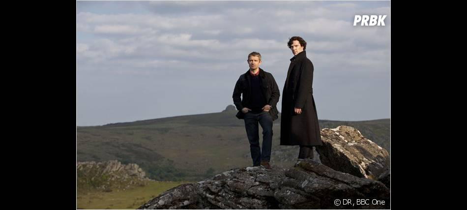 Sherlock saison 3 : la série reviendra en 2014