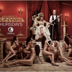 Heidi Klum entourée de mannequins nus : polémique pour l'affiche de son émission